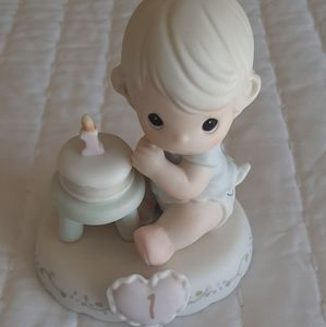 "Precious Moments ""Age 1"" figurine"